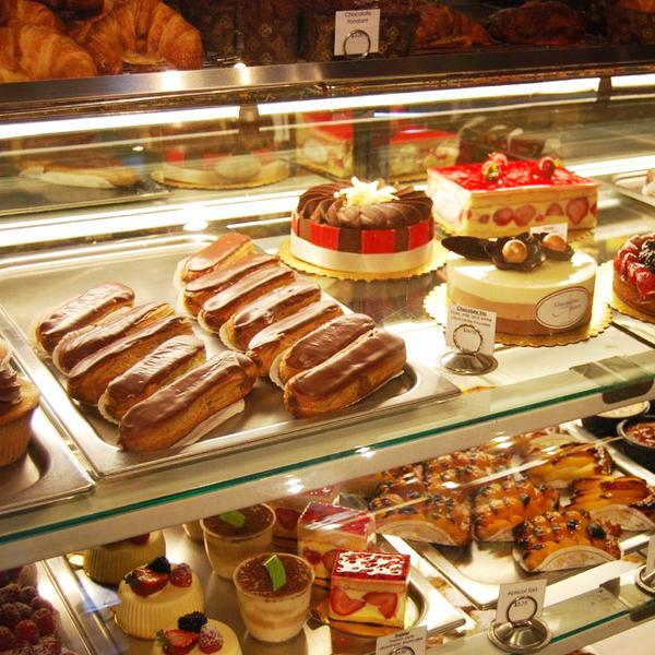 Пекарня, кондитерская, кулинария