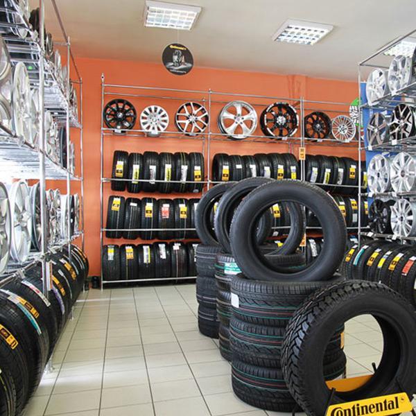 Магазин шин и дисков